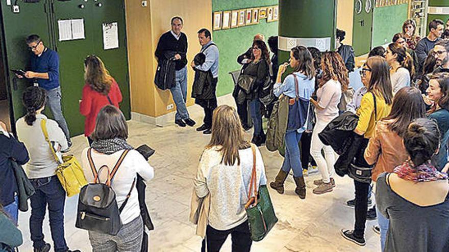 El IB-Salut celebra mañana dos oposiciones sin que sea necesario acreditar catalán