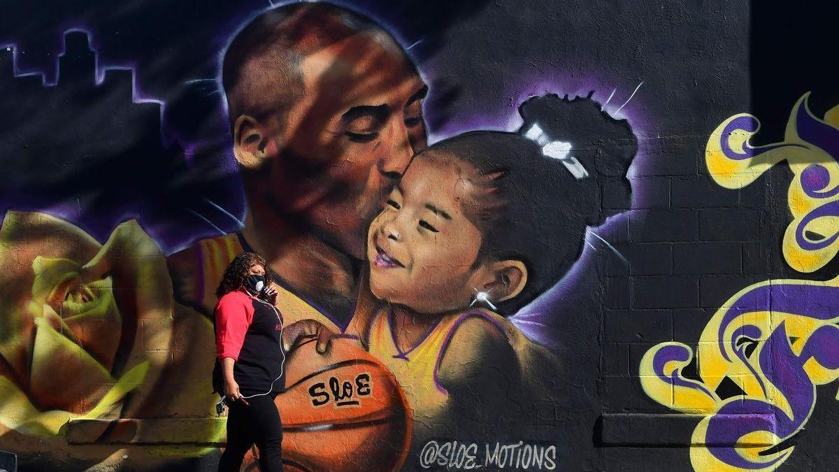 Kobe Bryant, un año de la muerte que conmovió más allá de la NBA