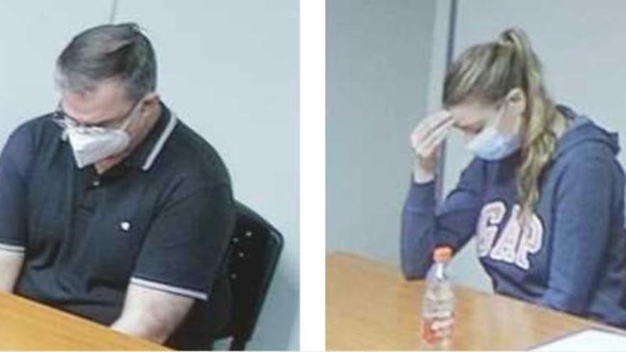 Maje y Salva, culpables de asesinato