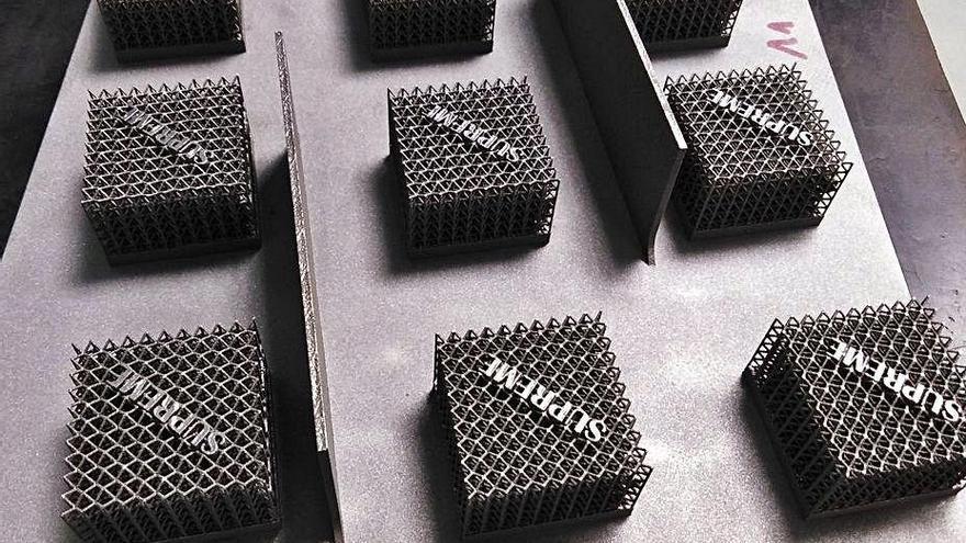 Investigan cómo fabricar en impresión 3D prótesis médicas a menor coste