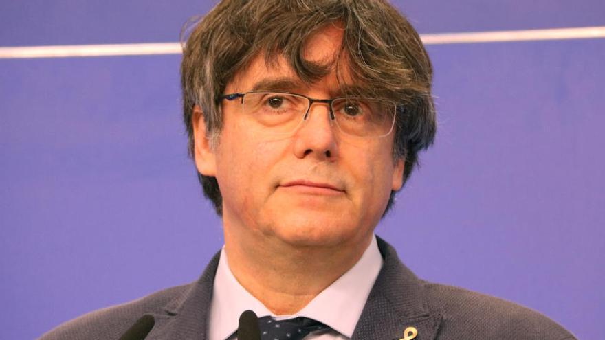 Puigdemont troba «exquisit» el discurs de Borràs en el qual va obviar Torrent