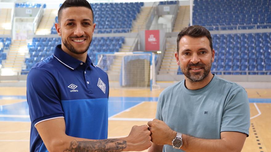 Cainan de Matos, primer fichaje del Palma Futsal