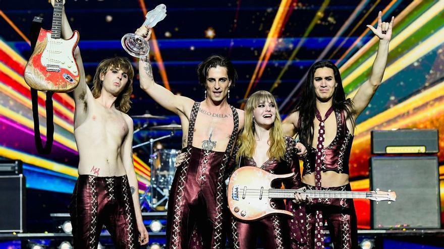 Eurovisión 2021: ¿cuál es el secreto del éxito de Italia?