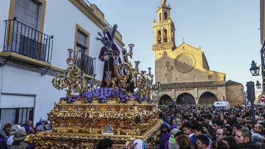 Las hermandades de San Lorenzo harán un acto penitencial en el templo
