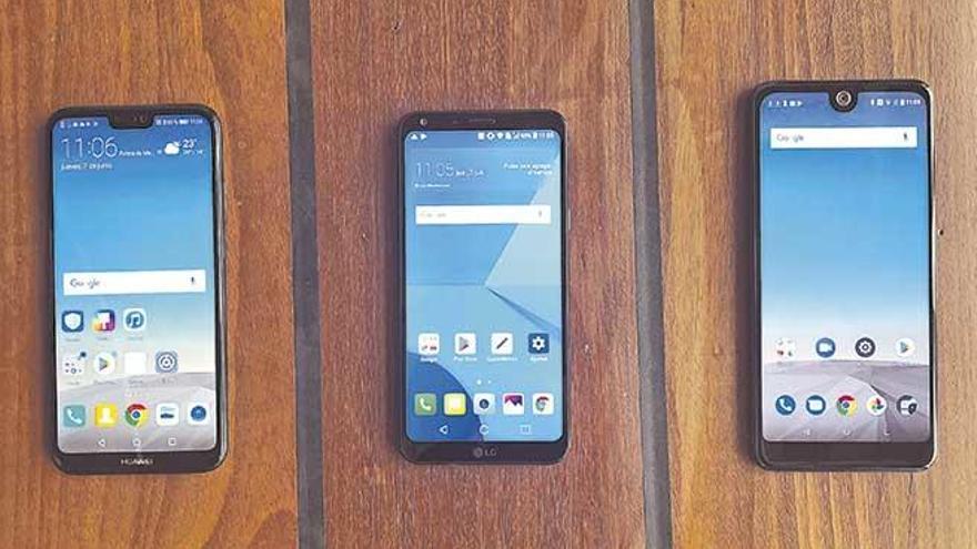 Smartphones de gama media: reduciendo distancias