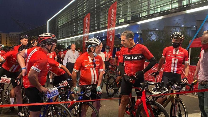 3.000 ciclistas disfrutan del GFI Marcha Ciudad Valencia