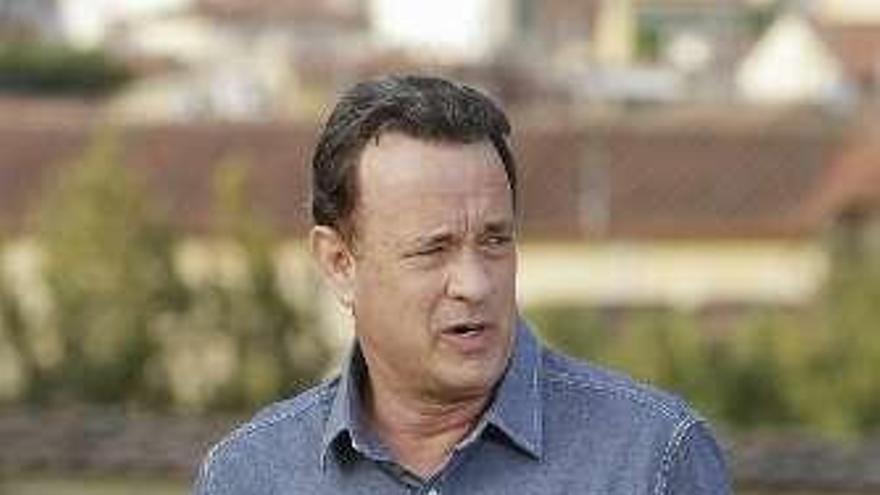 """Tom Hanks: """"Los jóvenes se enfrentan a problemas que no podemos imaginar"""""""