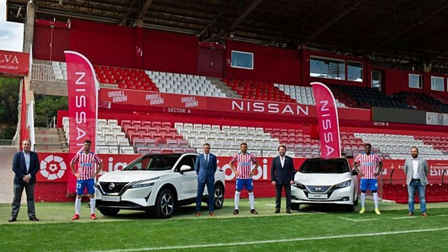Nissan, vehicle oficial del City Group