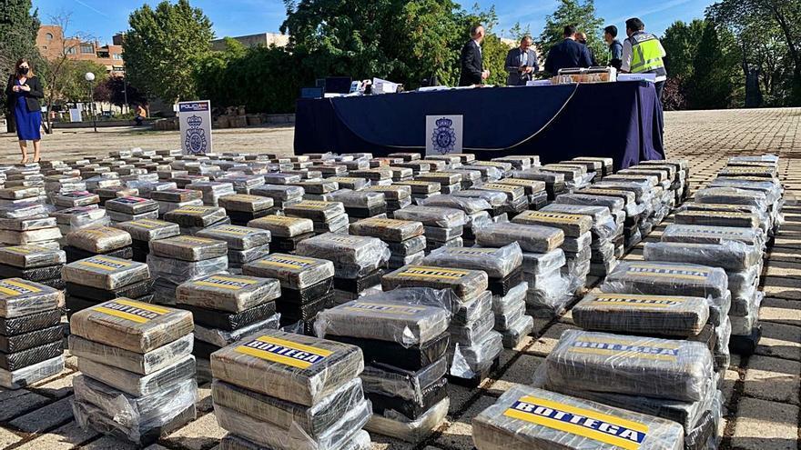 Detienen a 61 miembros de la mayor distribuidora de cocaína de Europa