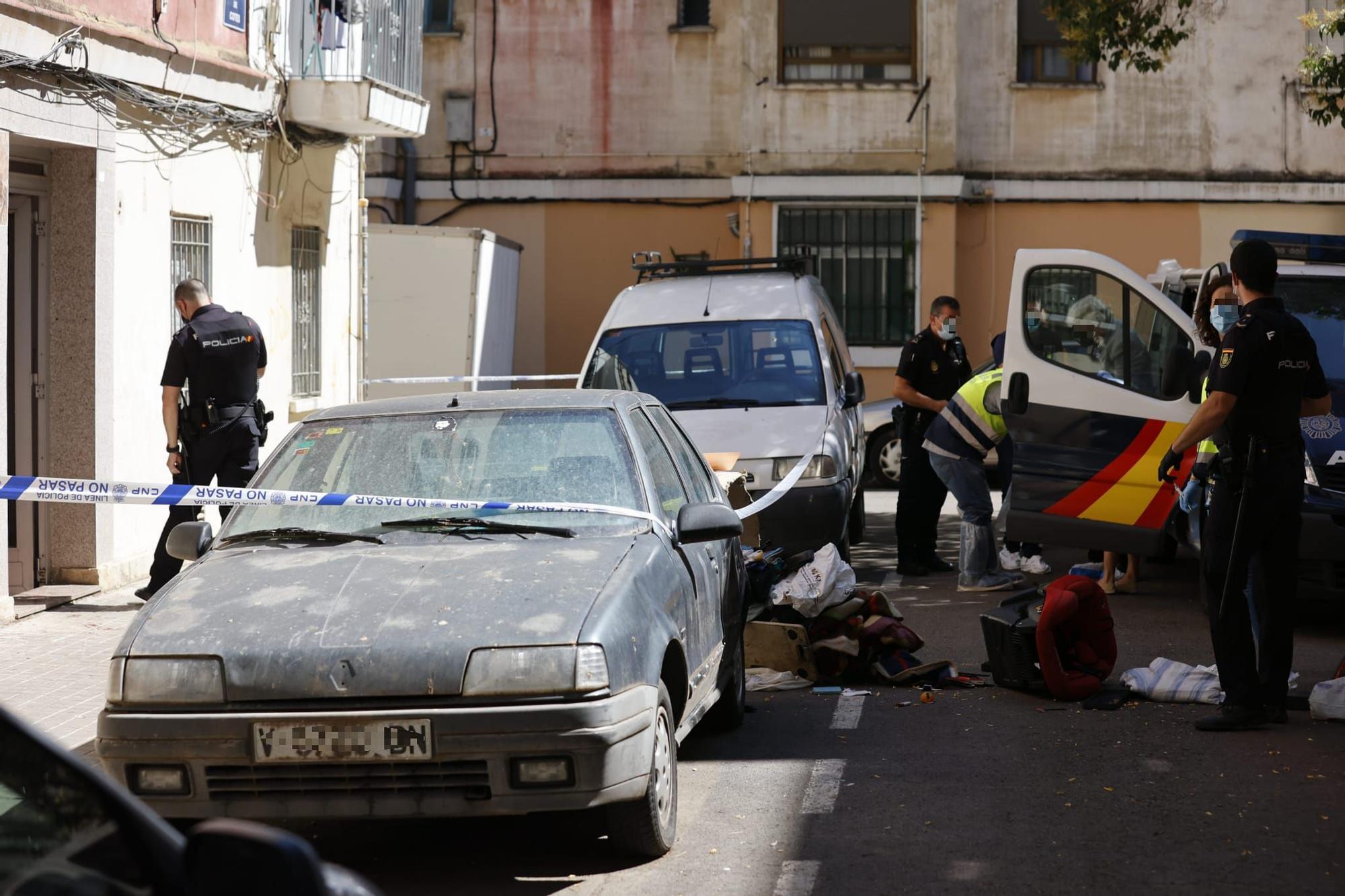 Asesinato en la Fuensanta: tres detenidos por la muerte de un hombre a machetazos