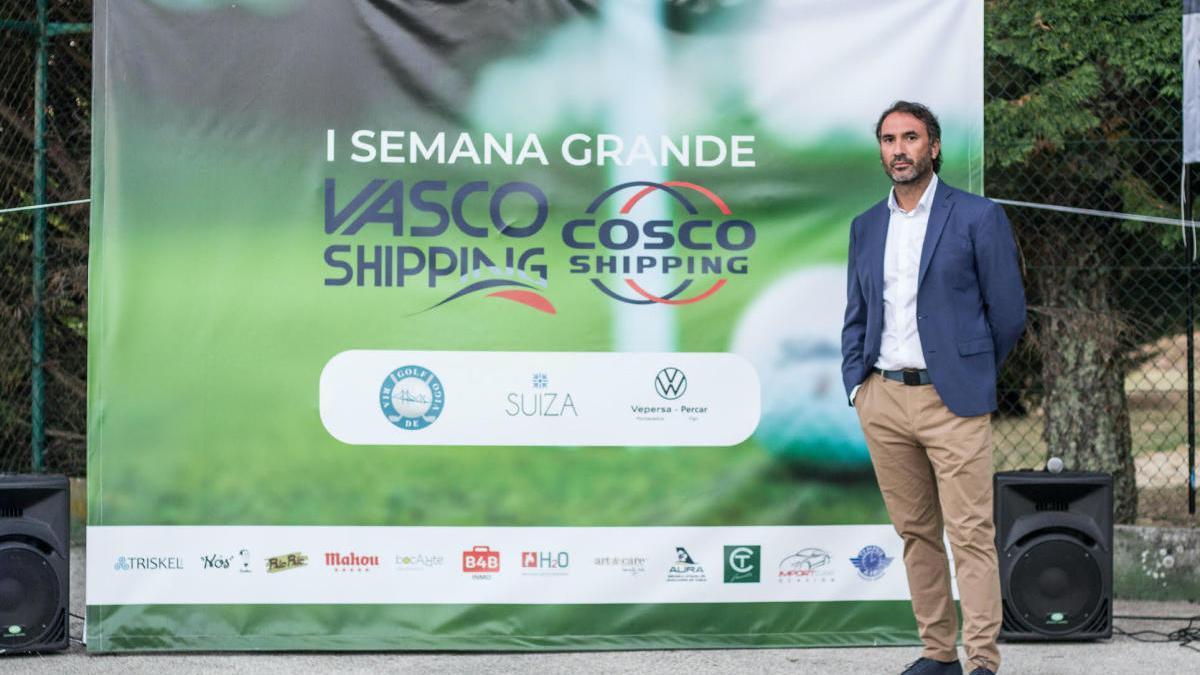 Pablo Paz Valladares, responsable de la delegación de la ciudad olívica.