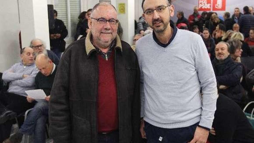 Dimiten 10 miembros de la ejecutiva del PSOE para forzar la caída de Morgade