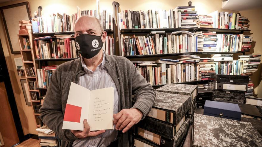 Conocemos la librería secreta de Conchita Quirós
