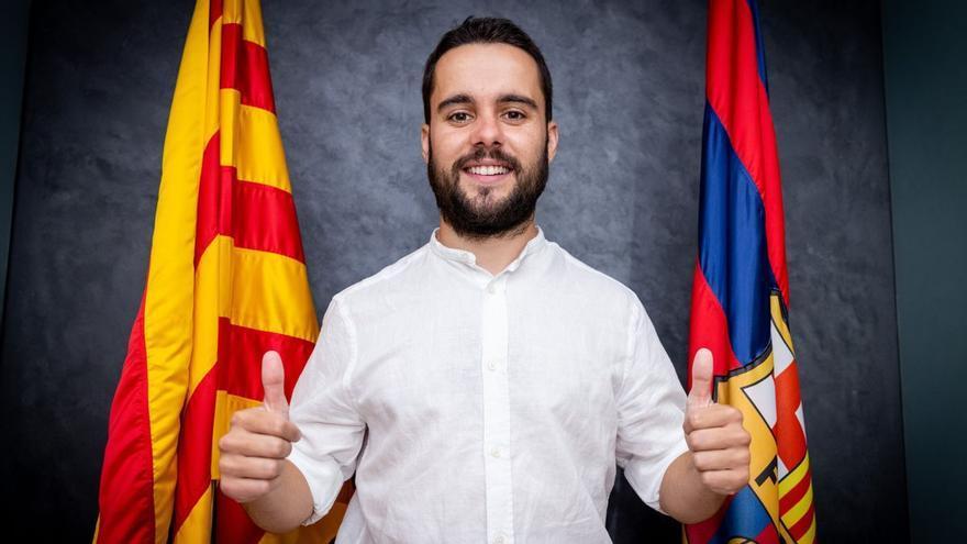 Jonathan Giráldez, nou entrenador del Barça femení
