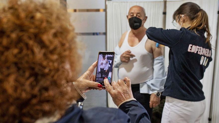 Las 550 primeras vacunas de Janssen ya están en Zamora y se pondrán el lunes
