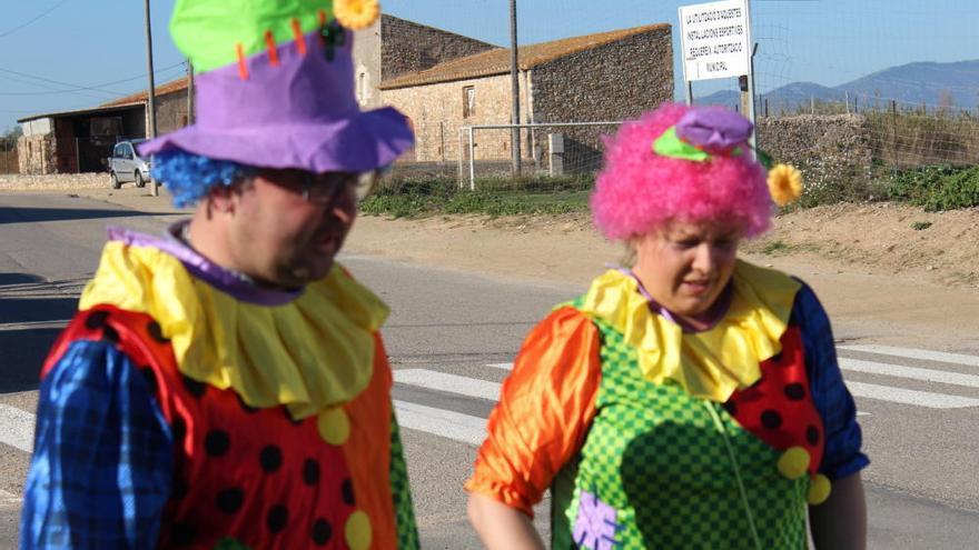 Llers celebra el millor carnaval embruixat amb alegria i color
