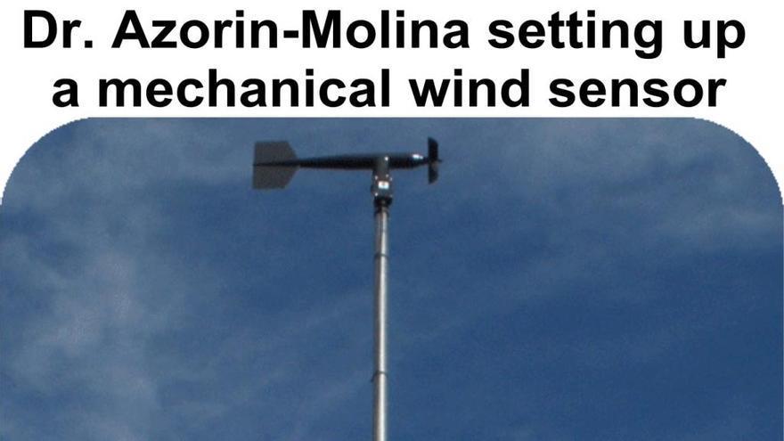 César Azorín Molina: «El aumento de la velocidad del viento es una gran noticia en la apuesta por la energía eólica»