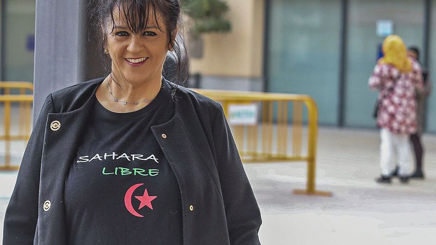 Ángela Carrillo: «Naciones Unidad tiene que ser garante de los derechos en el Sáhara»
