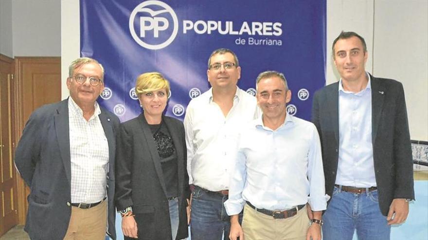 Las juntas locales escenifican los cambios en el PP de Barrachina