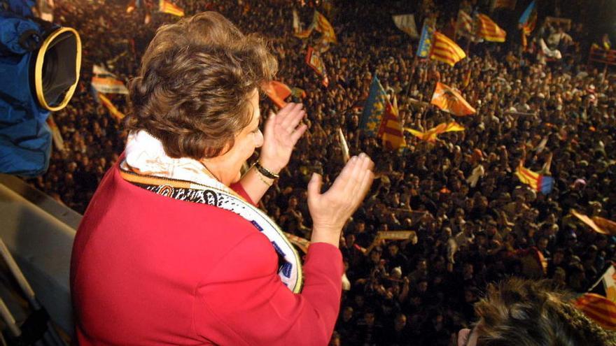 Rita Barberá, l'alcaldessa eterna de València