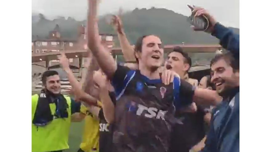 El TSK Roces regresa a Tercera División