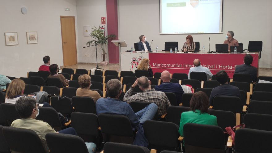 La Mancomunitat de l'Horta Sud presenta el nuevo proyecto del ACCO contra los efectos económicos y sociales de la pandemia