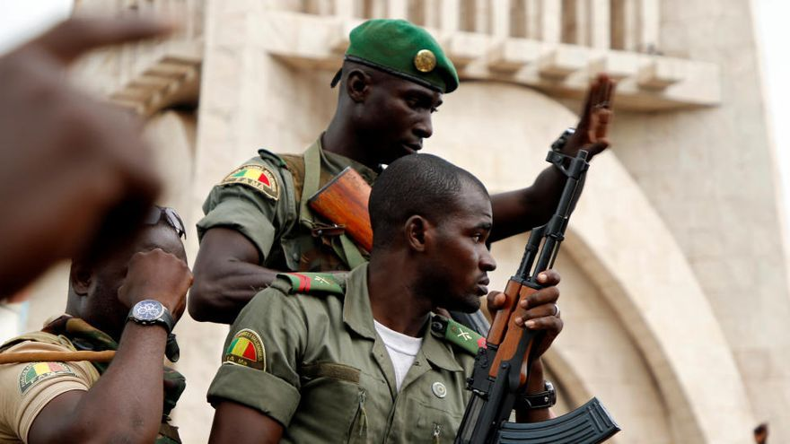 El coronel Assimi Goita, designat nou home fort de Mali després del cop