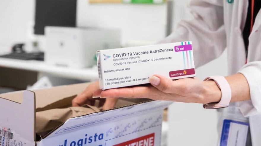 Zamora recibe las primeras 700 vacunas de AstraZeneca y la Universidad de Oxford contra el coronavirus
