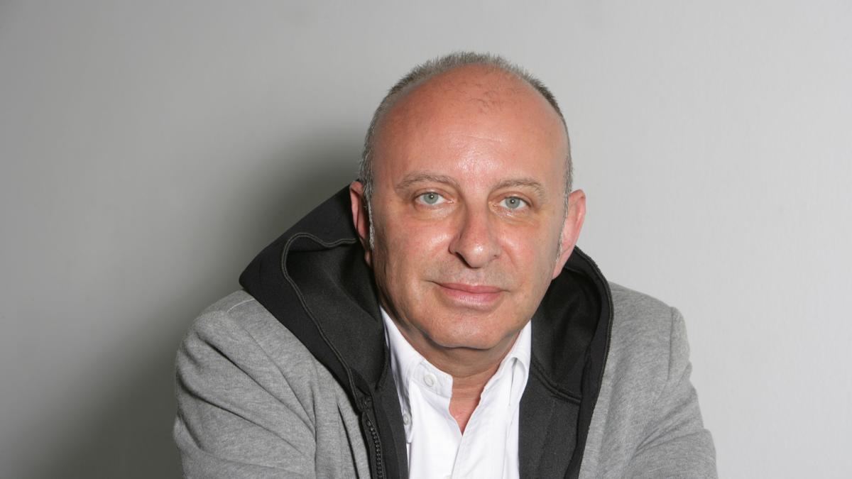 El diseñador Ximo Roca.