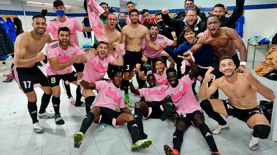 Llega la primera victoria en Liga
