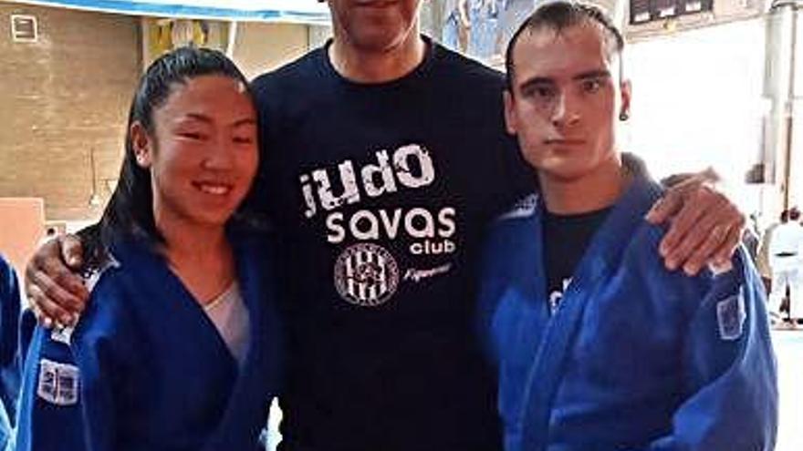 Judo Buxeda, als Campionats d'Espanya júnior