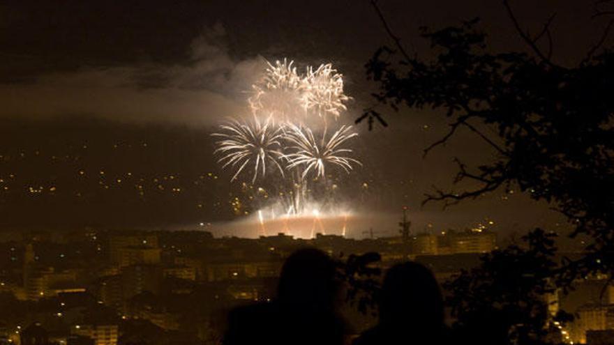 ¿Habrá fuegos artificiales este año en las fiestas de San Mateo?