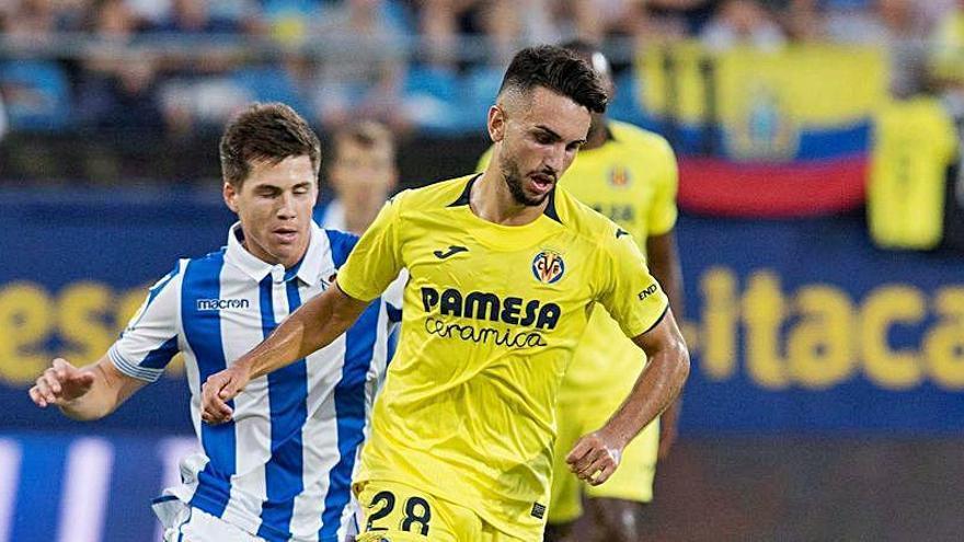Manu Morlanes vuelve al Villarreal