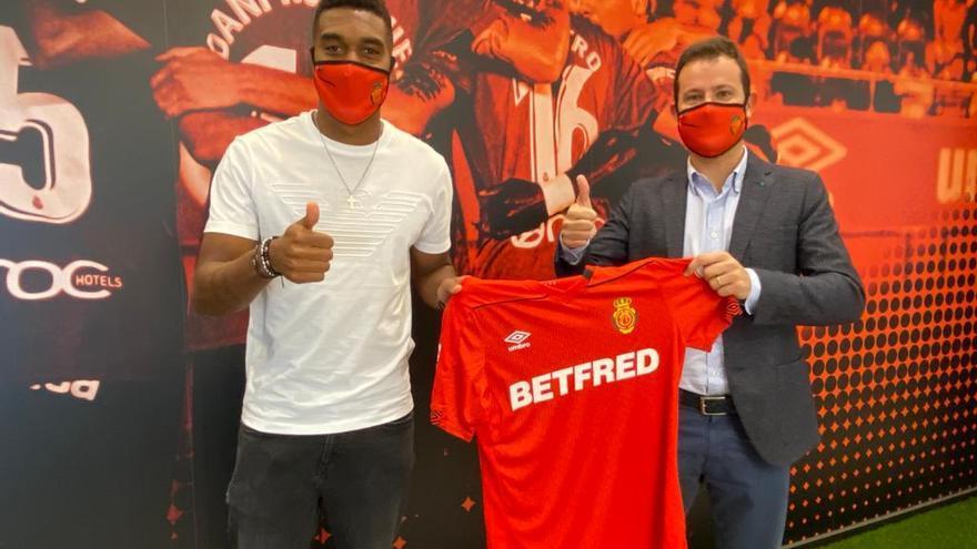 Primeras palabras de Murilo como nuevo jugador del Real Mallorca