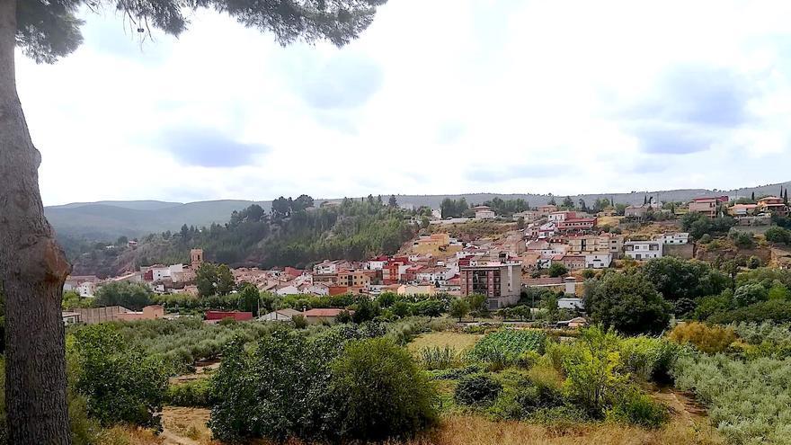 Calles, en el corazón de La Serranía valenciana