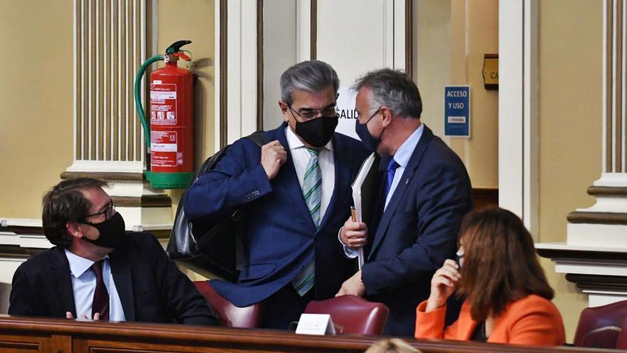 El plan de reactivación de Torres logra el apoyo de toda la Cámara, salvo del PP