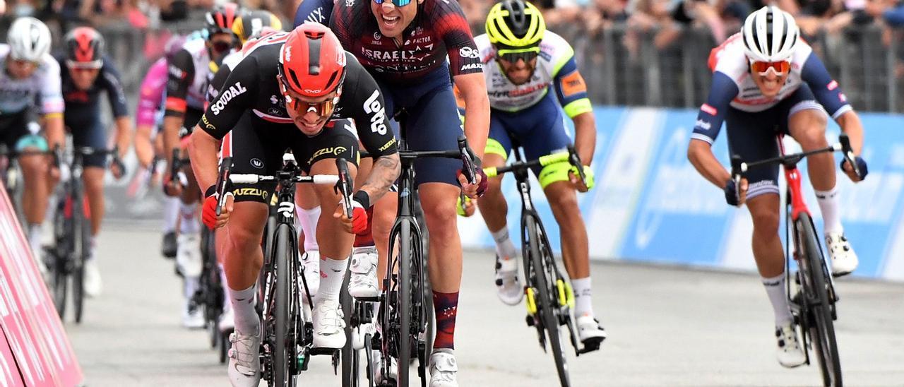 Giro de Italia   Notaresco - Termoli