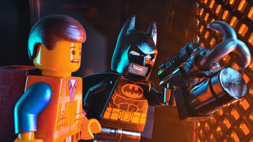 Universal rodará películas sobre Lego durante los siguientes cinco años