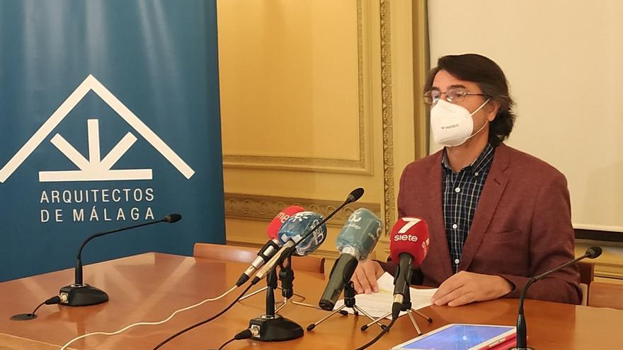 Los proyectos de nuevas viviendas en Málaga cayeron casi un 30% en el año de la pandemia