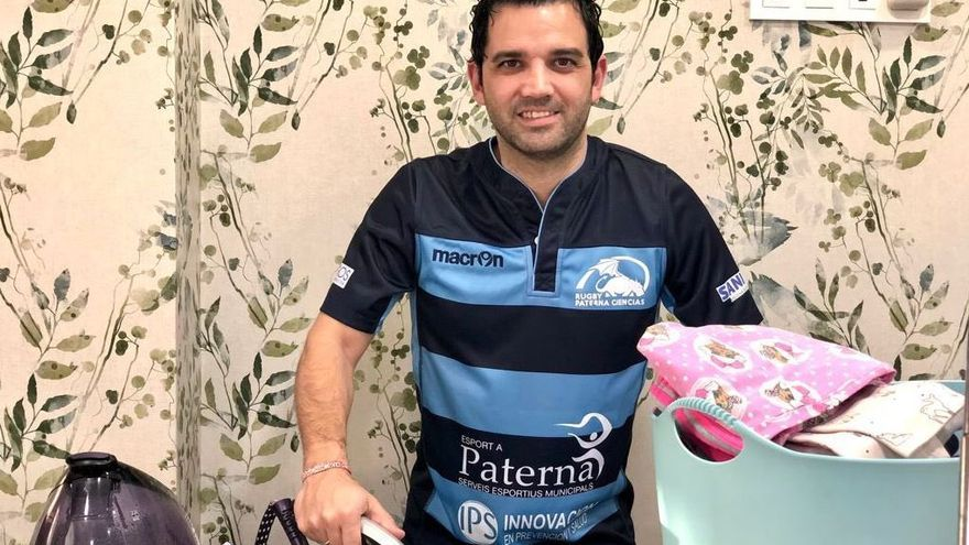 El alcalde de Paterna aclara que está planchando, no esquiando
