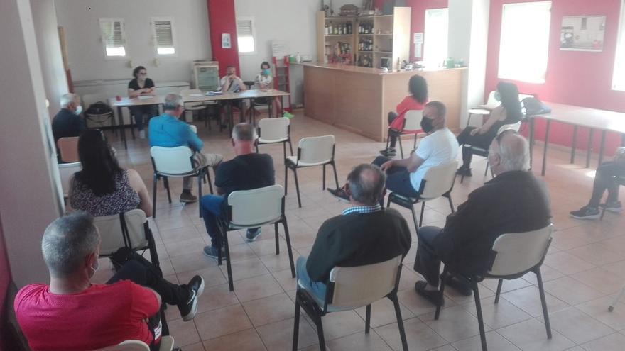 Carrascal reelige a Juan Manuel Pozo como presidente de la asociación vecinal