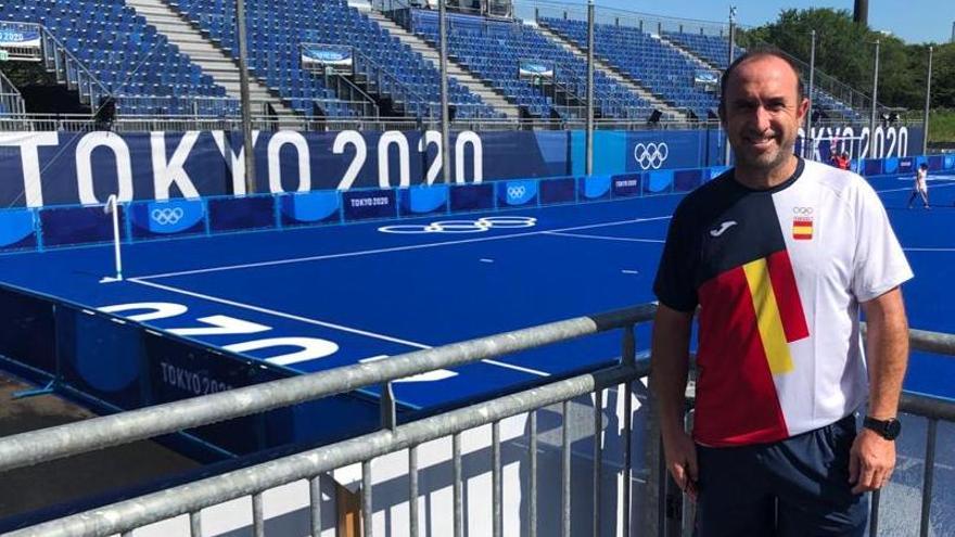 La España de Eduardo Aguilar cae en los cuartos de hockey hierba de Tokio