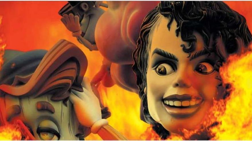 Cuando quemar a Michael Jackson escandalizó a sus fans