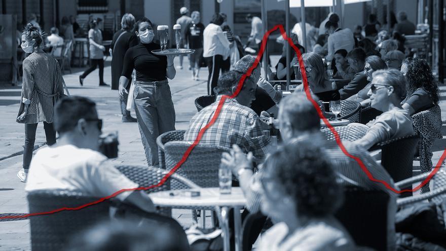 Los epidemiólogos alertan: una rápida desescalada puede traer la cuarta ola
