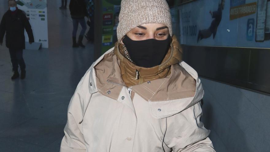 El jurado de 'Tu cara me suena' llega a Madrid tras varios días atrapados