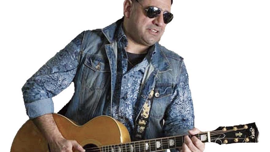 """Ángel Colmenar: """"La mina tiene mucho de rock and roll, comparten la rebeldía y la autenticidad"""""""