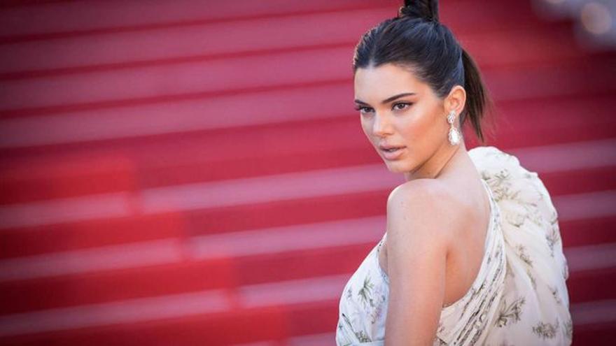 Kendall Jenner, acosada en su propia casa de Los Ángeles