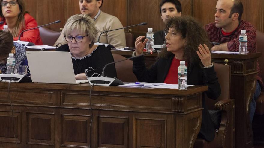 Las nueve enmiendas de IU al Plan de Subvenciones de la Diputación de Zamora