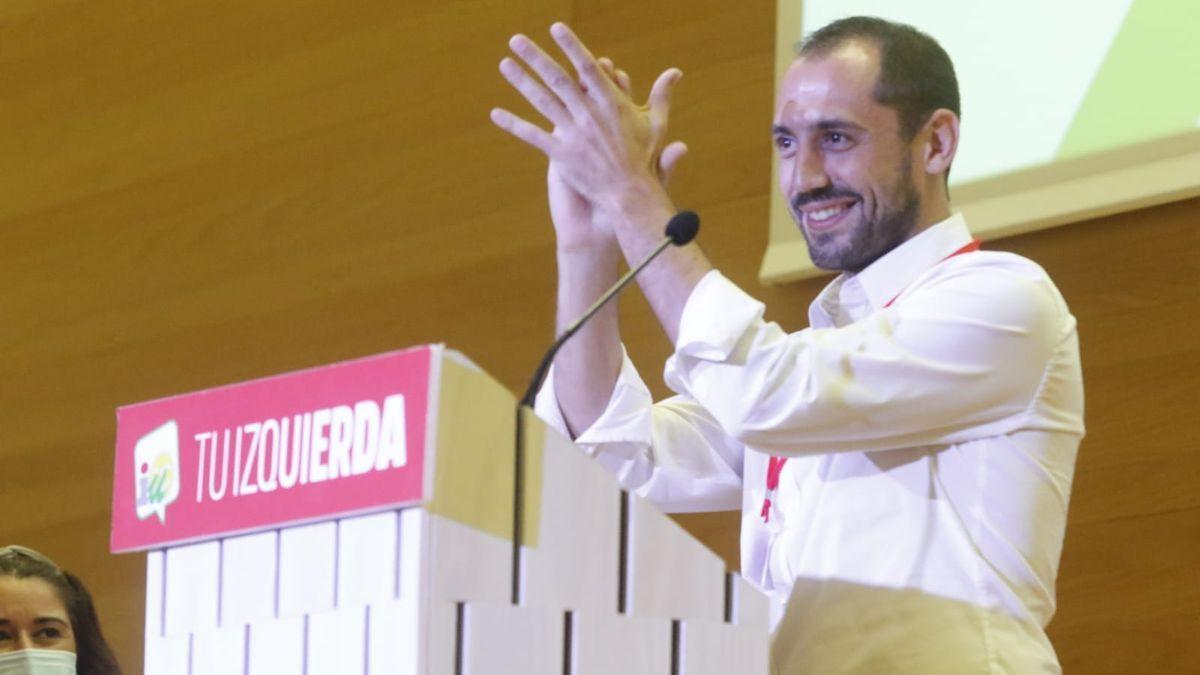 Sebastián Pérez, nuevo coordinador provincial de IU en Córdoba.