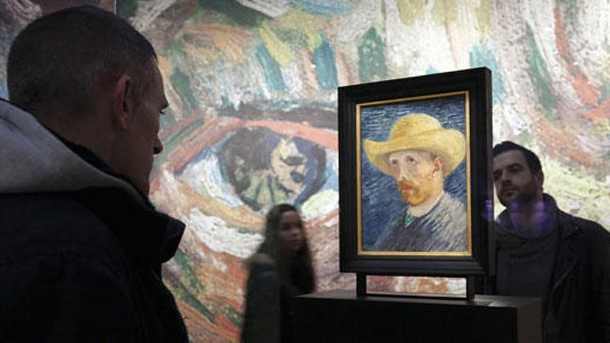 Vincent Van Gogh estuvo aquí